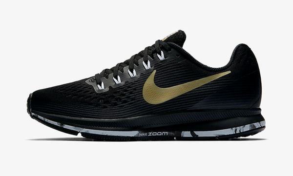 bd8e9a5878f0 Nike Air Zoom Pegasus 34 Black – Women s Running Shoe