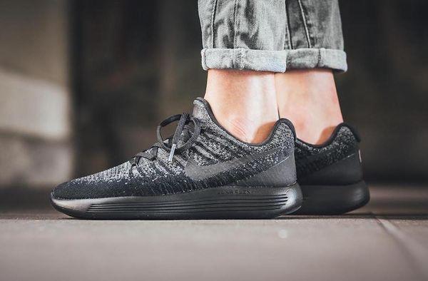 Nike Lunarepic Low Flyknit 2 All Black 1