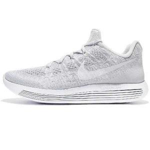 Nike Lunarepic Low Flyknit 2 Pure Platinum