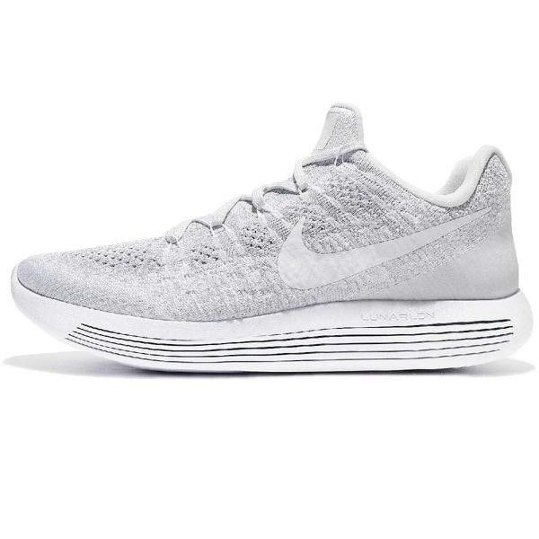 Nike Lunarepic Low Flyknit 2 Pure Platinum