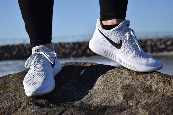 Nike Lunarepic Low Flyknit 2 White 1