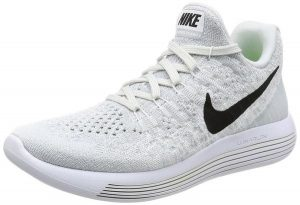 Nike Lunarepic Low Flyknit 2 White