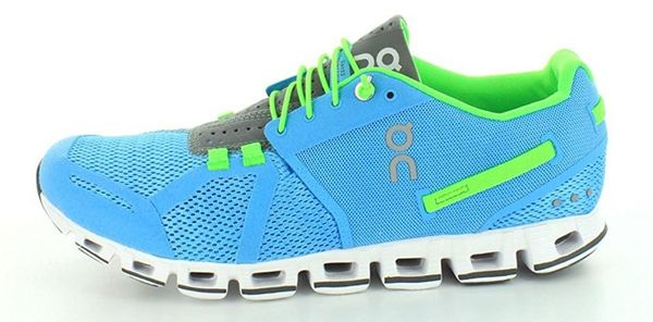 On Cloud – Best Running Shoes for Heavy Runners with Wide Feet