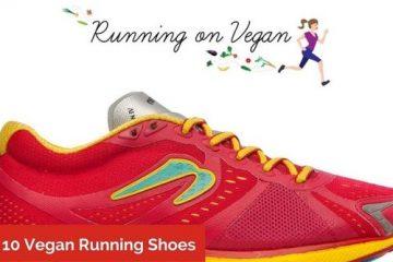 TOP 10 Vegan Running Shoes