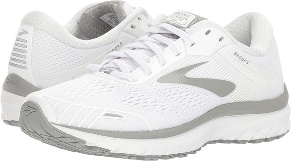 Brooks Adrenaline GTS White