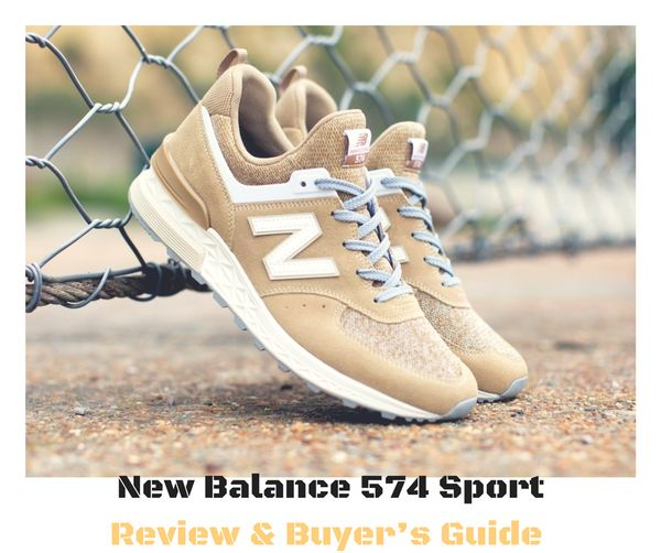 best website 2e121 e7b1f New Balance 574 Sport Review - September 2019