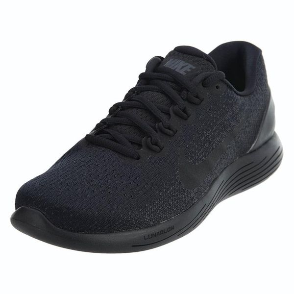 low priced 776f9 ff26b Nike LunarGlide 9 All Black