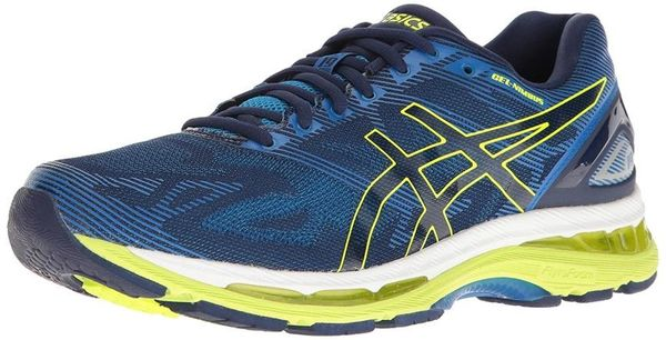 b41468eef33f ASICS Gel Nimbus 19 – Best Long Distance Shoe for Bad Knees