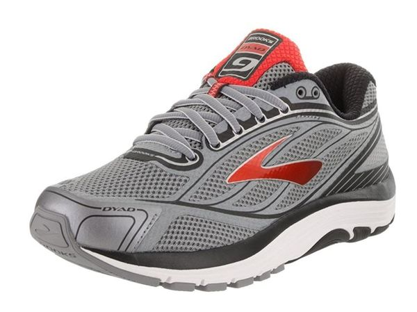 Brooks Dyad 9 – Best Neutral Road Running Shoes for Wide Feet