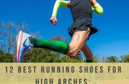 12 Best Running Shoes for High Arches 6