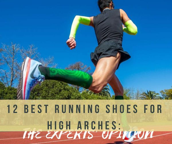 Top Womens Running Shoes For High Arches