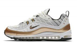 """Nike Air Max 98 Gold """"UK"""""""