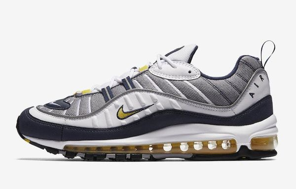 Nike Air Max 98 Yellow