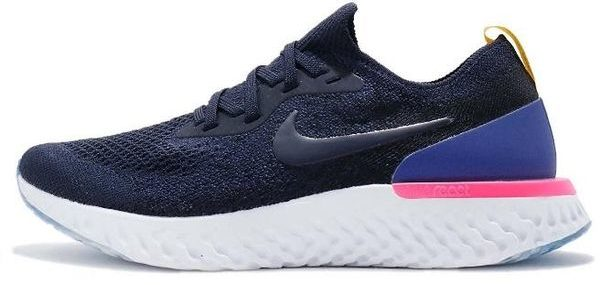 Nike Epic React Flyknit Navy