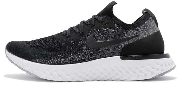 Nike Epic React Flyknit Black
