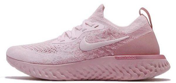 Nike Epic React Flyknit Pink