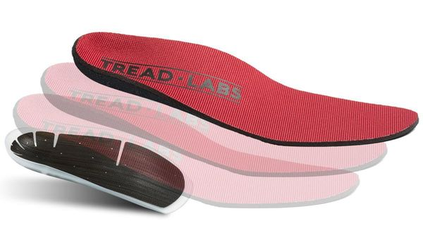 Stride Insoles by Tread Labs