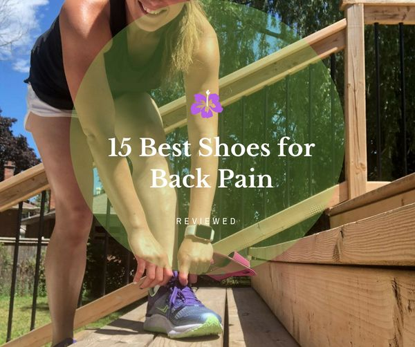new style de8cf 6e163 15 Best Shoes for Back Pain Reviewed in May 2019
