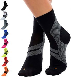 ZaTech Plantar Fasciitis Sock
