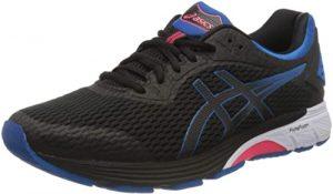 ASICS Men's Running Shoe, Black, Women's 8