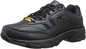 Fila Women's Memory Workshift Slip Resistant Work Shoe