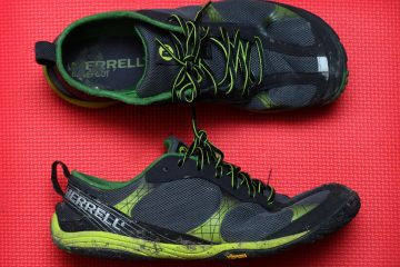 Wide Trail Running Shoes