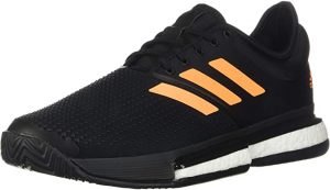 Adidas Men's Solecourt Boost Tennis Shoe
