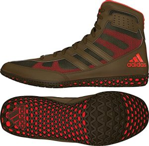 Adidas Performance Men's Mat Wizard.3, wrestle becomes a passion