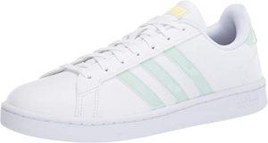 Adidas Women's Grand Court Base Tennis Shoes
