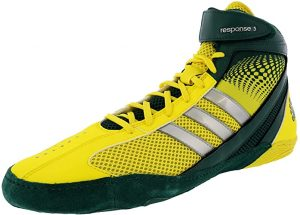 Adidas Wrestling Men's Response 3.1, wrestle with pride