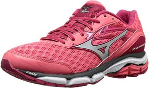 Mizuno Wave Inspire, best shoes for flat feet