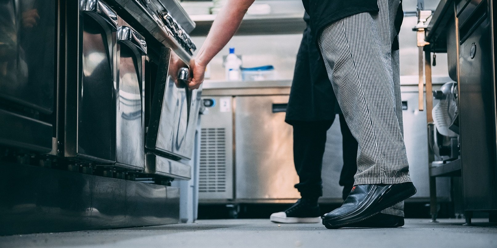 most comfortable chef shoes