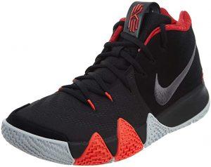 Nike Kyrie 4 Black Dark Grey