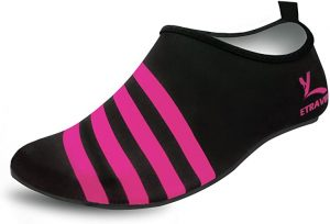 Levine Slip-on Aqua Socks
