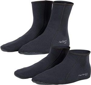 NeoSport Wetsuits Premium Neoprene Aqua Socks
