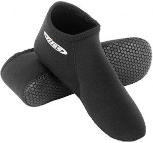 Tilos 3 mm Neoprene Aqua Socks