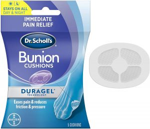 Dr. Scholl's BUNION CUSHION with Duragel Technology