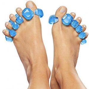 YogaToes Gel Toe Stretcher & Toe Separator