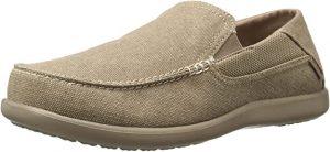 Crocs Men's Santa Cruz 2 Luxe Loafers Slip-On