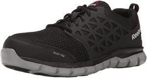 Reebok Non Slip Shoes- Full-foot flex grooves