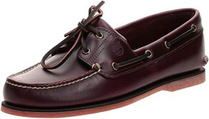 Timberland Men's Classic Two-Eyed Boat Shoe
