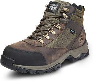 Timberland PRO Men's Keele Ridge Steel Toe Waterproof