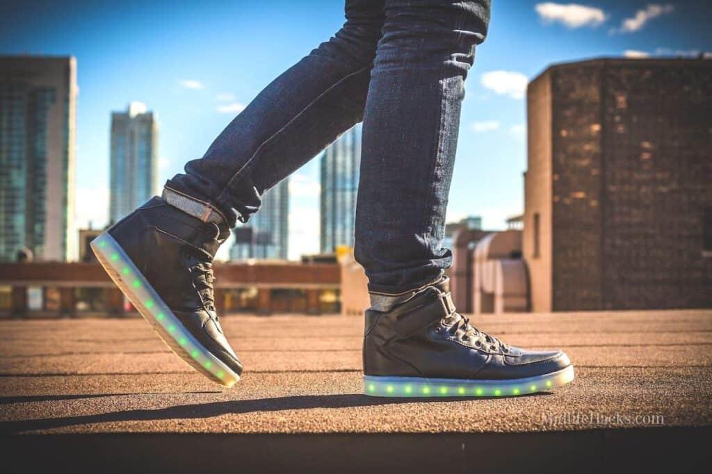 Best Shoes for Concrete!