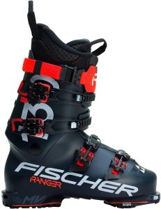 Best Balanced Boot for Uphill, Downhill Freeride Performance: Fischer Ranger 130 Walk DYN