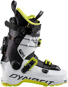 Best Lightweight Touring Boot for Downhill Performance: Dynafit Hoji Free 110