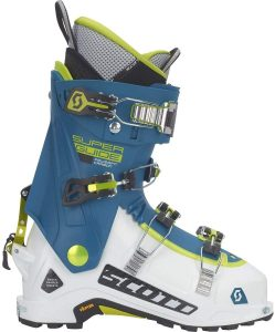 Best Touring Boot for Big Days and Big Lines: Scott Superguide Carbon at Boot