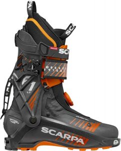 Best Ultralight Boot for Ski Mountaineering: SCARPA F1 LT