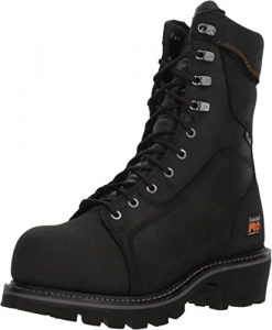 Timberland PRO Men's Rip Saw Composite-Toe Logger Work Boot