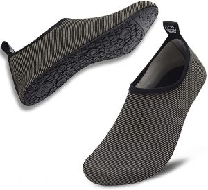 VIFUUR Unisex Quick Drying Aqua Water Shoes